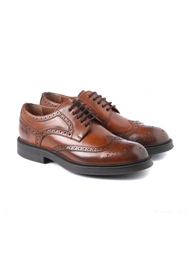 Frau Oxford Ayakkabı Siyah